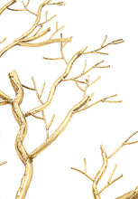 Load image into Gallery viewer, Gold Tree Wallart