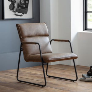 Gramerci Tan Chair