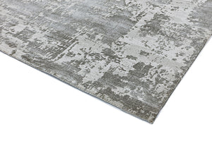 Silver Astra Rug