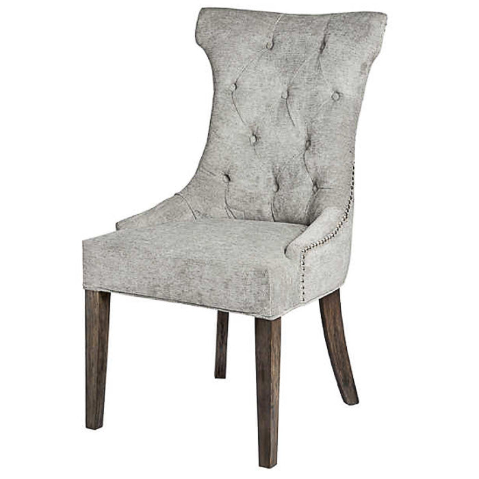 Grey Luxury Dining Chair