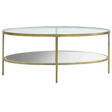Hulston Coffee Table Champagne