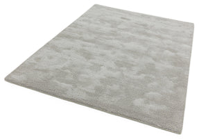 Luxury Grey Wool Mix Rug
