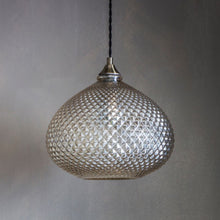 Load image into Gallery viewer, Mikita Glass Pendant Light