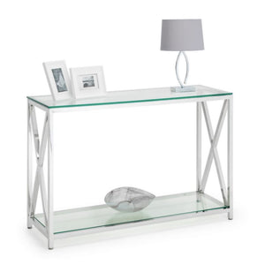 Mimi Chrome Console Table