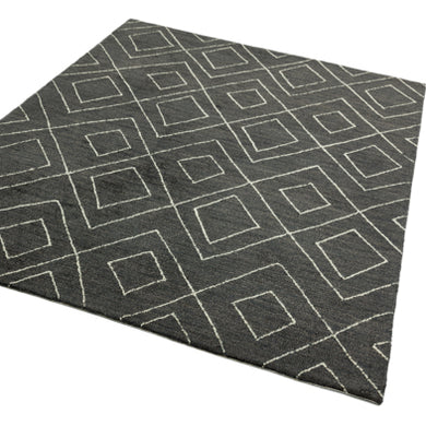Charcoal Nomad Rug