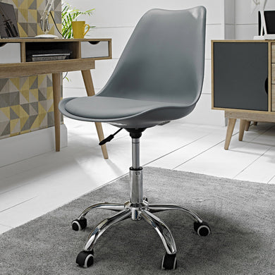 Orsan Grey Office Chair