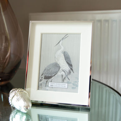 Classic Silver Photo Frame 7x5cm