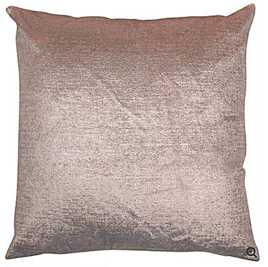 Pink Metallic cushion 56cm x 56cm