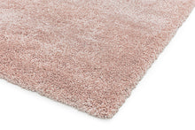 Load image into Gallery viewer, Pink shaggy rug