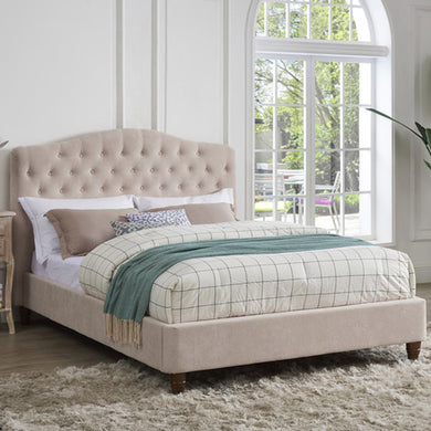 Pink Sorrenta King Size Bed