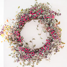 Load image into Gallery viewer, Red Berry Christmas Wreath