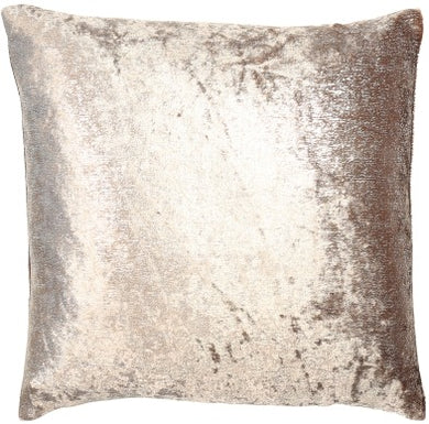 Metallic Gold Effect cushion 45x45cm