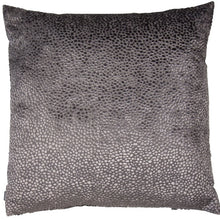 Load image into Gallery viewer, Grey Dot Cushion 43x43cm