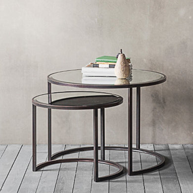 Set of 2 Nested Tables