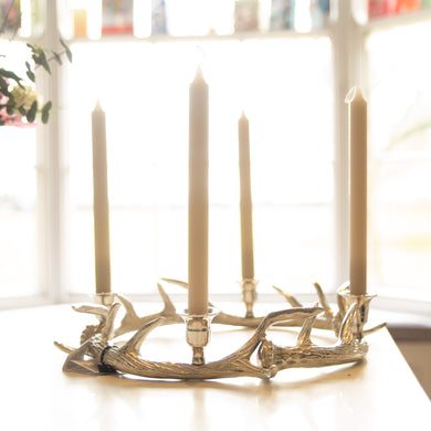 Antler Dinner Candle Holder