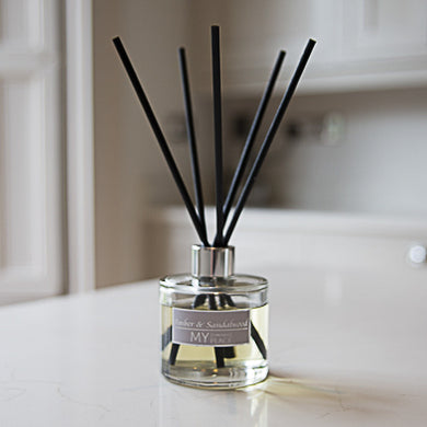 Amber & Sandalwood Signature Room Diffuser