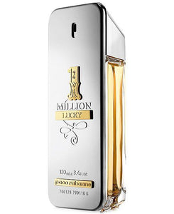 1 Million Lucky Men's Eau de Toilette Spray, 3.4-oz100ml-alwaysspecailgifts.com