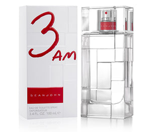 3AM SEANJOHN Eau de Toilette 3.4oz 100ml alwaysspecialgifts.com