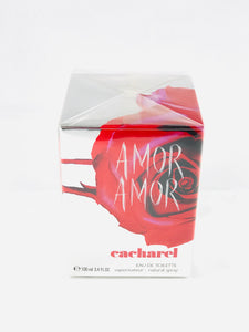 amor amor cacharel eau de toilette 3.4oz 100ml -alwaysspecialgifts.com