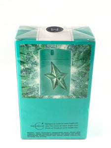 Angel Men kryptomint  mugler  eau de Toilette limited edition 3.4OZ 100ml-alwaysspecialgifts.com