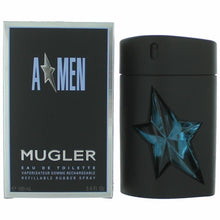 Load image into Gallery viewer, Angel A Men from Thierry Mugler refillable eau de toilette 3.4oz 100ml-alwaysspecialgifts.com