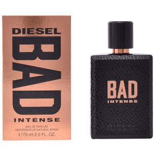 diesel bad intense eau de parfum 2.7oz , 50ml , for mens  - alwaysspecialgifts.com
