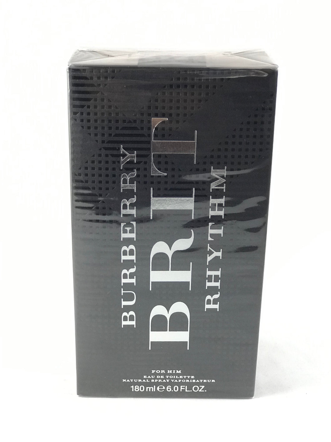 Burberry BRIT Rhythm For Him Eau de Toilette 6.0oz 180ml