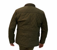 Load image into Gallery viewer, casual olive green jacket for mens - alwaysspecialgifts.com