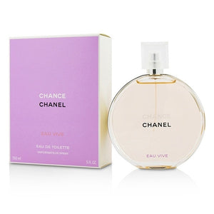chanel chance eau vive eau de toilette 5oz, 150ml, for womens - alwaysspecialgifts.com