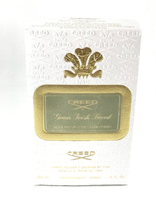 Creed Green Irish Tweed  Vaporisateur - Spray  4oz  120ml