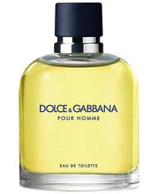 Load image into Gallery viewer, dolce & gabbana pour homme eau de toilette 4.2oz 125ml -alwaysspecialgifts.com