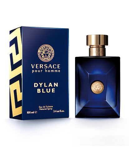 Dylan Blue Pour Homme Versace Eau de Toilette 3.4oz,  for men's
