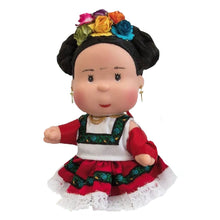 Load image into Gallery viewer, frida pituka colectable doll -alwaysspecialgifts.com