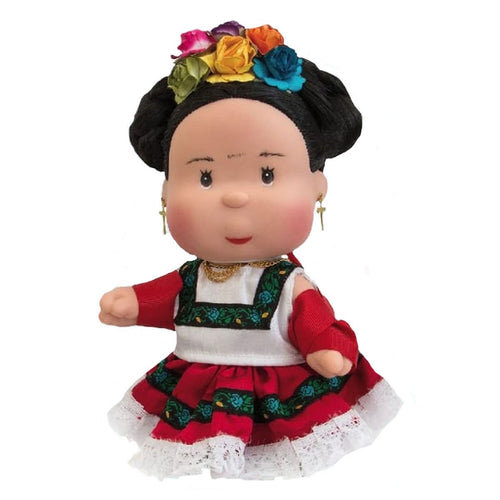 frida pituka colectable doll -alwaysspecialgifts.com