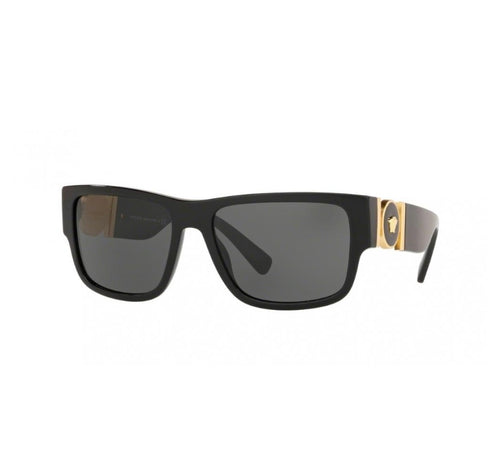 versace 4369A sunglasses black for men - alwaysspecialgifts.com