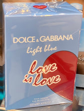 Load image into Gallery viewer, dolce & gabbana light blue love is love pour homme 4.2oz for mens - alwaysspecialgifts.com