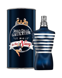 jean paul gaultier le male in the navy eau de toilette 4.2oz for mens - alwaysspecialgifts.com