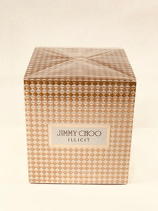 jimmy choo illicit eau de parfum 3.3oz 100ml bottle logo -alwaysspecialgifts.com