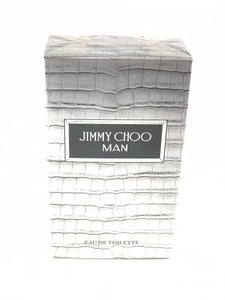 jimmy choo man eau de toilette 3.3oz 100ml -alwaysspecialgifts.com