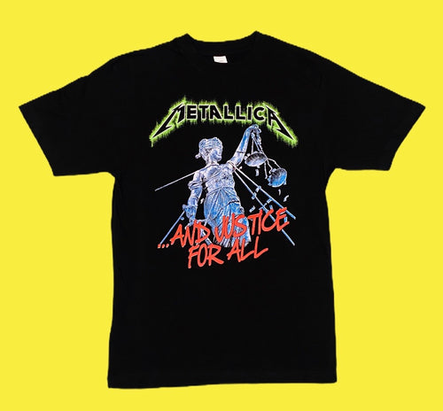 metallica and justice for all pop rock tshirt- alwaysspecialgifts.com