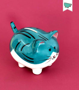 michito boris little kiddy ceramic piggy banks - alwaysspecialgifts.com