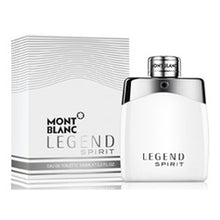 Load image into Gallery viewer, mont blanc legend spirit edt 3.3oz for mens -alwaysspecialgifts.com
