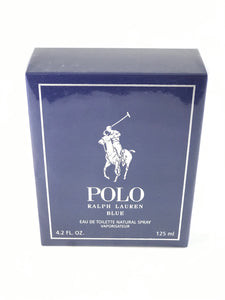 polo  blue  ralph lauren eau de toilette 4.2oz 125ml -alwaysspecialgifts.com
