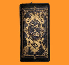 Load image into Gallery viewer, book of spell wallet - alwaysspecialgifts.com