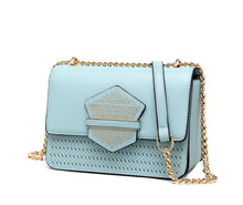 Load image into Gallery viewer, clutch crossbody luxury bag brangio italy - alwaysspecialgifts.com