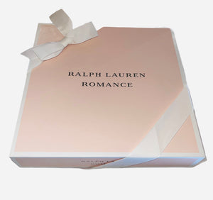 romance ralph lauren eau de parfum set 3 pcs 3.4oz for womans - alwaysspecialgifts.com