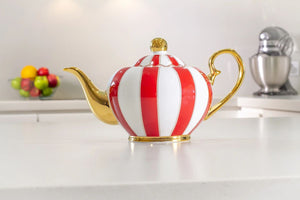 red two cup teapot majestea co - alwaysspecialgifts.com