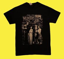 Load image into Gallery viewer, the monster family t-shirt unixes - alwaysspecialgifts.com