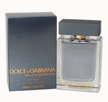 Load image into Gallery viewer,  the one gentleman by dolce & gabbana edt spray for men 3.3 Oz _ Beauty-alwaysspecialgifts.com