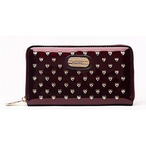 brangio twinkle star matching wallet burgundy-alwaysspecialgifts.com